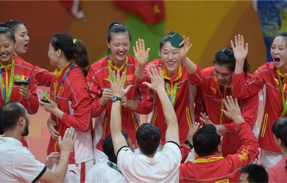China are among the 24 teams ready to compete at the FIVB Women's International Olympic Qualification Tournament as they all go in search of a ticket for Tokyo 2020 ©FIVB