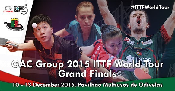 Ma and Fukuhara head 2015 ITTF World Tour Grand Finals line-up