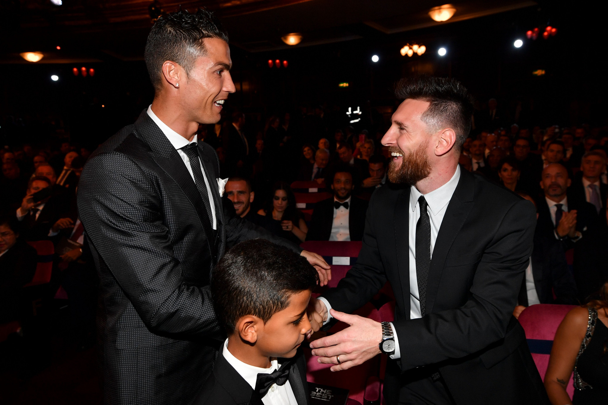 Messi and Ronaldo among nominees as Best FIFA Football Awards shortlists announced