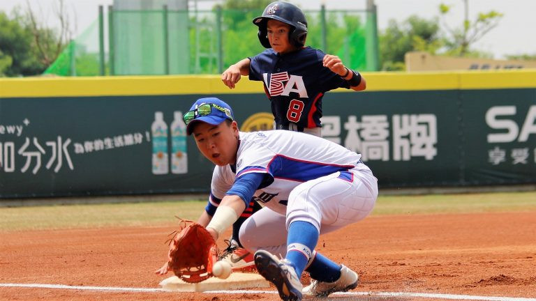 United States claim consolation win over South Korea at WBSC Under-12 Baseball World Cup