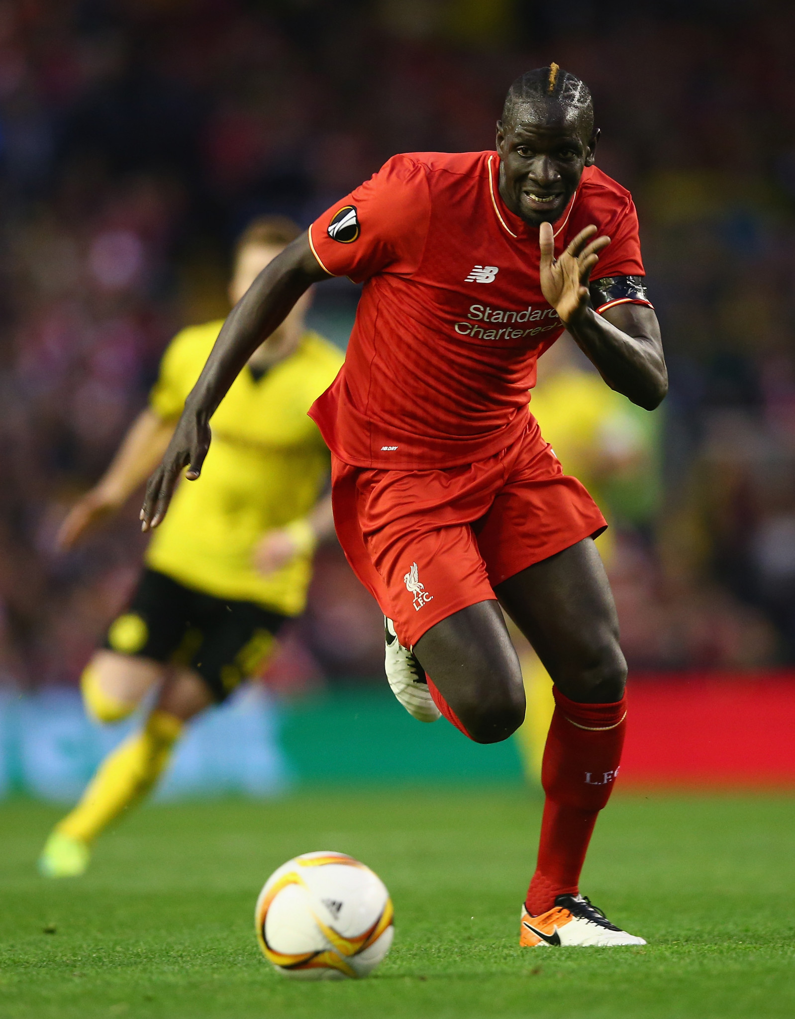 Premier League footballer Mamadou Sakho is suing the World Anti-Doping Agency in a case that could have big financial implications if his case is successful ©Getty Images