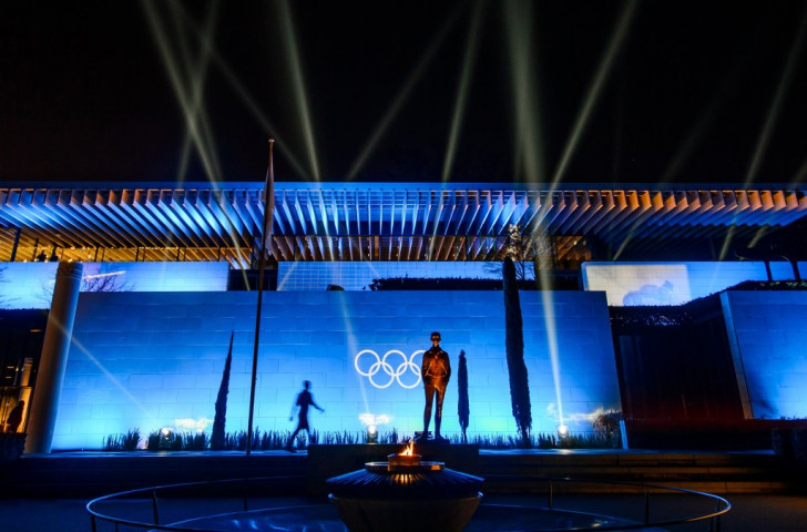 The newly-renovated Olympic Museum in Lausanne will host the Academy