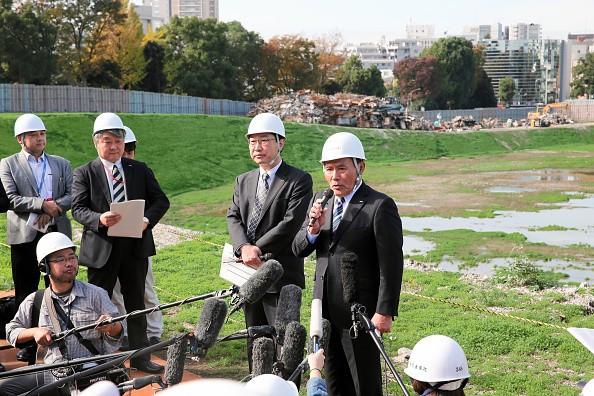 Work on Tokyo 2020 stadium will not start until 2017, Japanese Government reveal