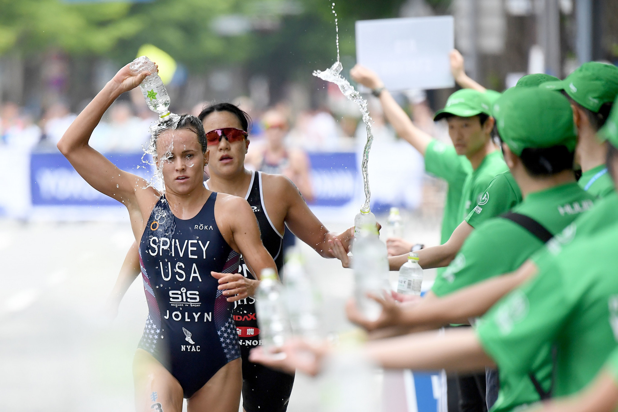 ITU and Tokyo 2020 to implement measures to tackle heat at World Olympic Qualification event