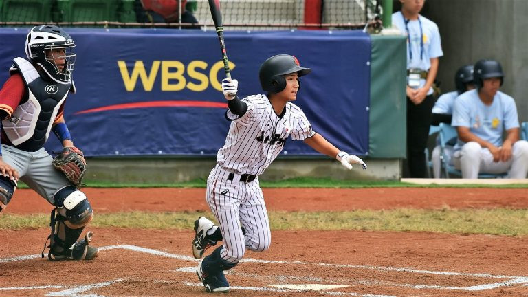 Japan beat Venezuela today to make a winning start to the super round at the WBSC Under-12 Baseball World Cup in Taiwan ©WBSC