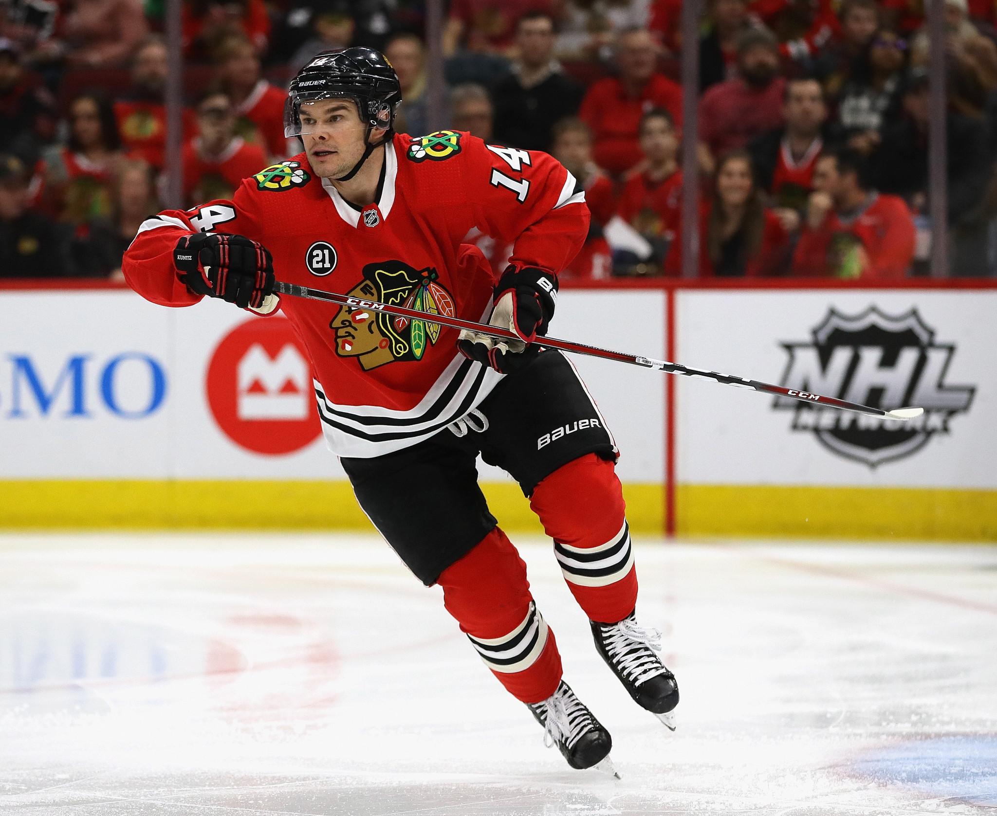 Olympic ice hockey gold medallist Kunitz announces retirement
