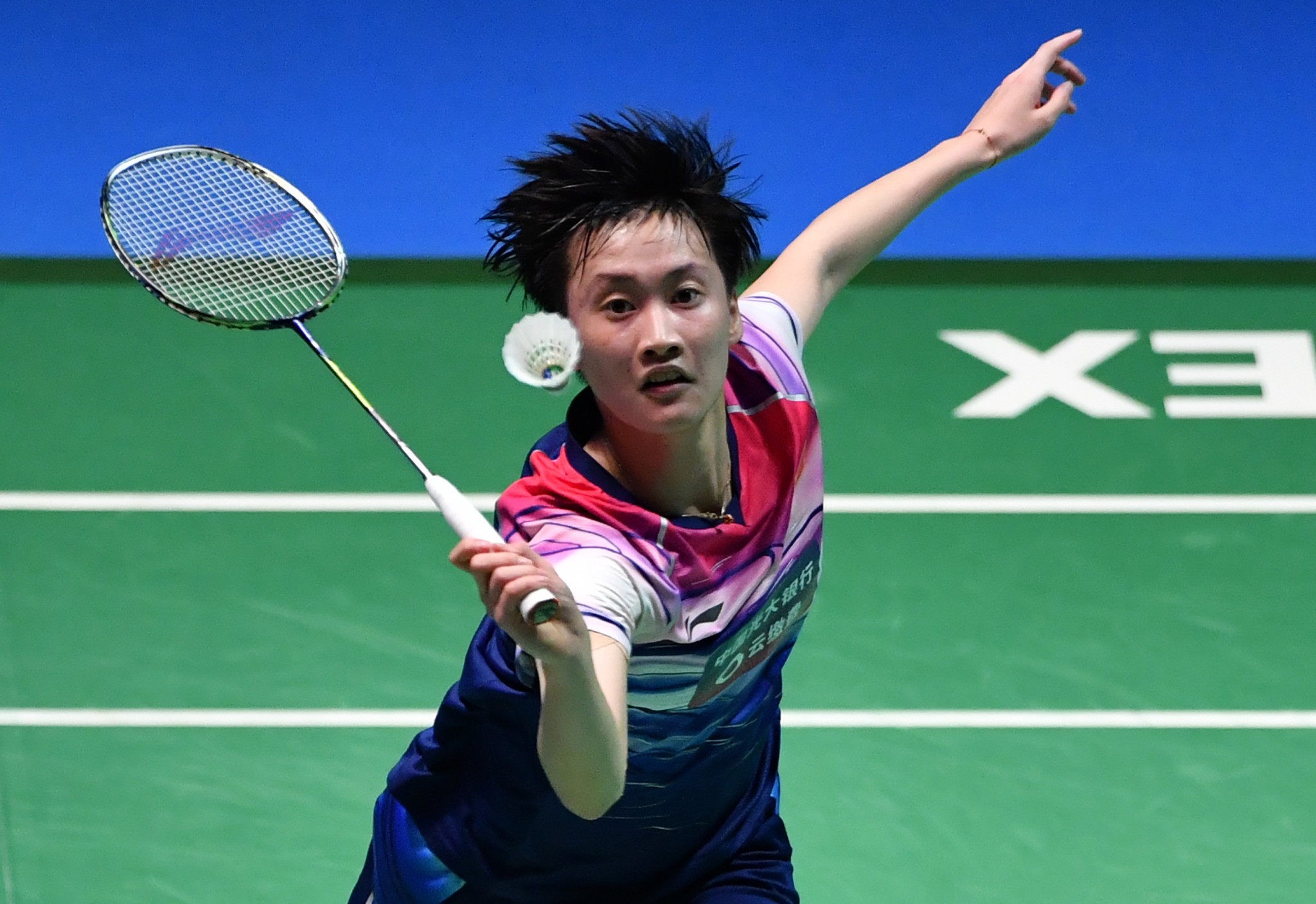 Top seed Chen survives another day of upsets at Thailand Open