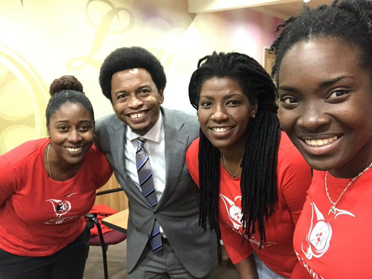 "Trinidad and Tobago Olympic Committee President Brian Lewis is predicting the 2021 Commonwealth Youth Games will ""hugely inspirational"" ©TTOC"