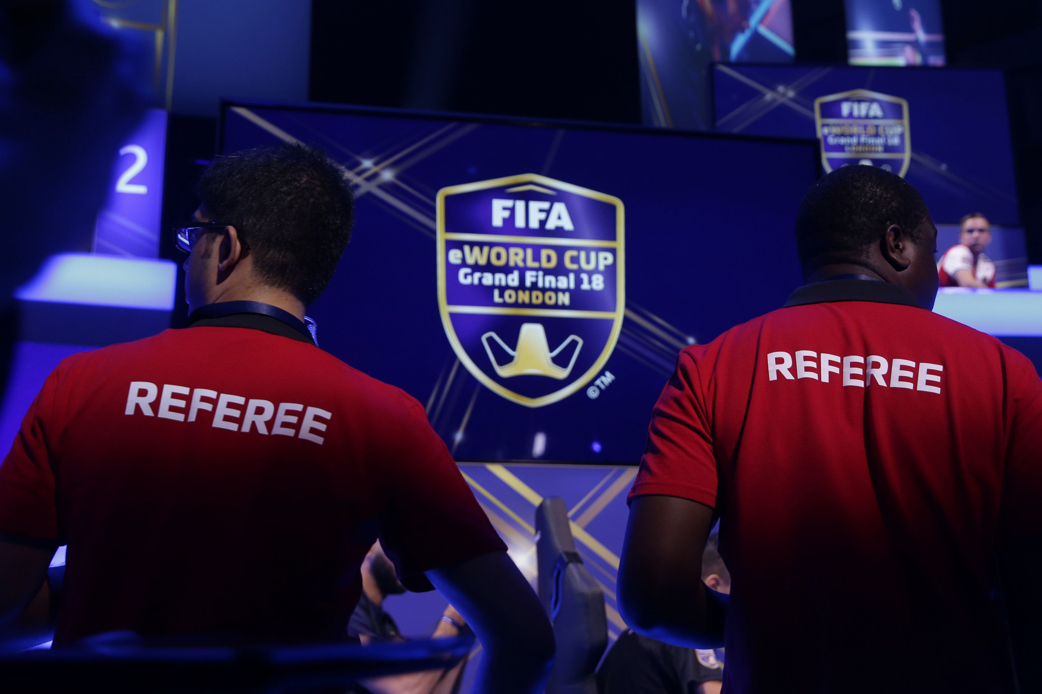 London set to host FIFA eWorld Cup Grand Final