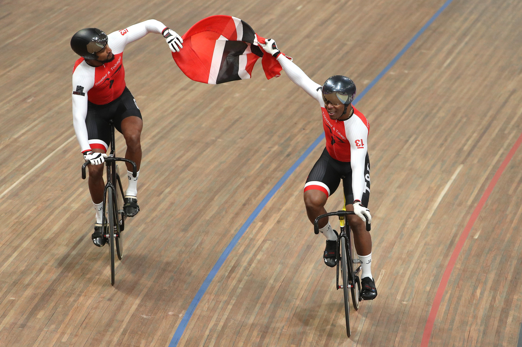 Trinidad and Tobago clinch first gold at Lima 2019 as team sprinters triumph
