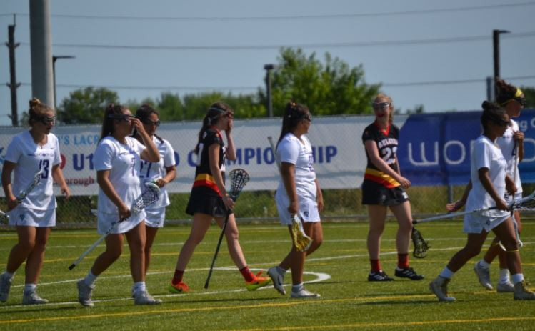 Verreth scores first-ever Belgian goal at Under-19 World Lacrosse Championships in 19-1 loss to Haudenosaunee