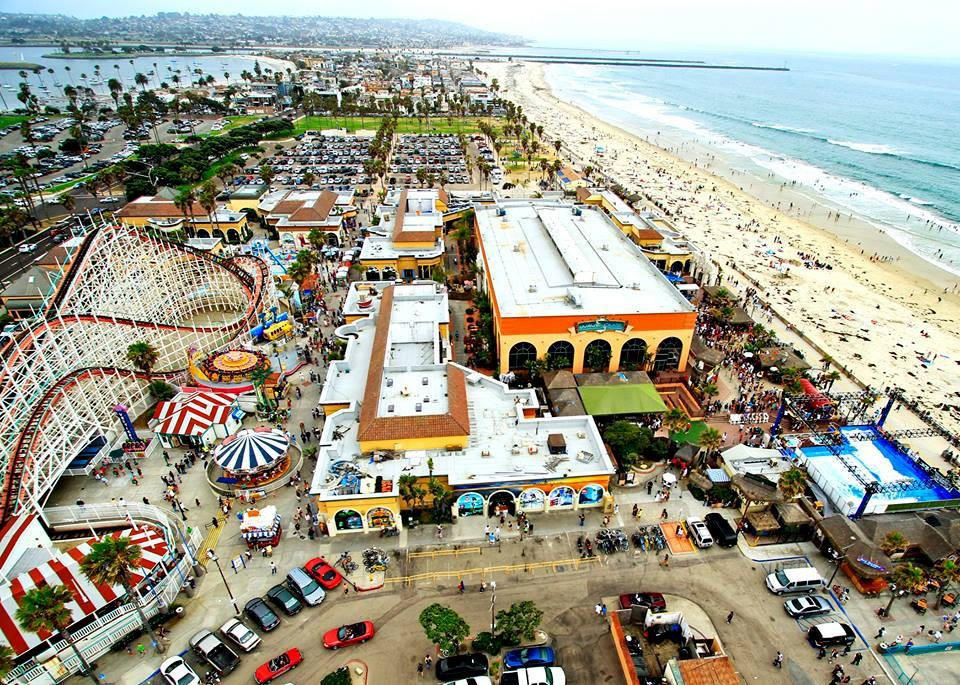 San Diego has been chosen to host the first-ever ANOC World Beach Games in 2017 ©San Diego 2017