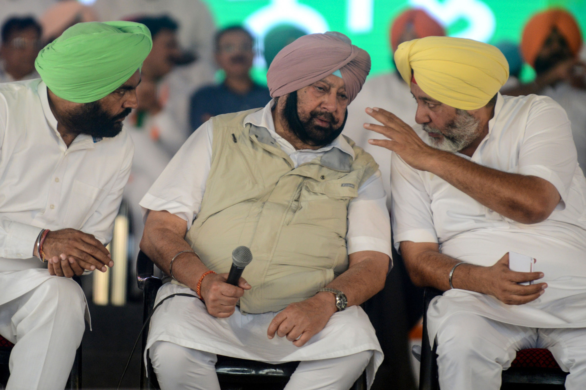 The Punjab Cabinet is led by the Indian State's Chief Minister Captain Amarinder Singh ©Getty Images