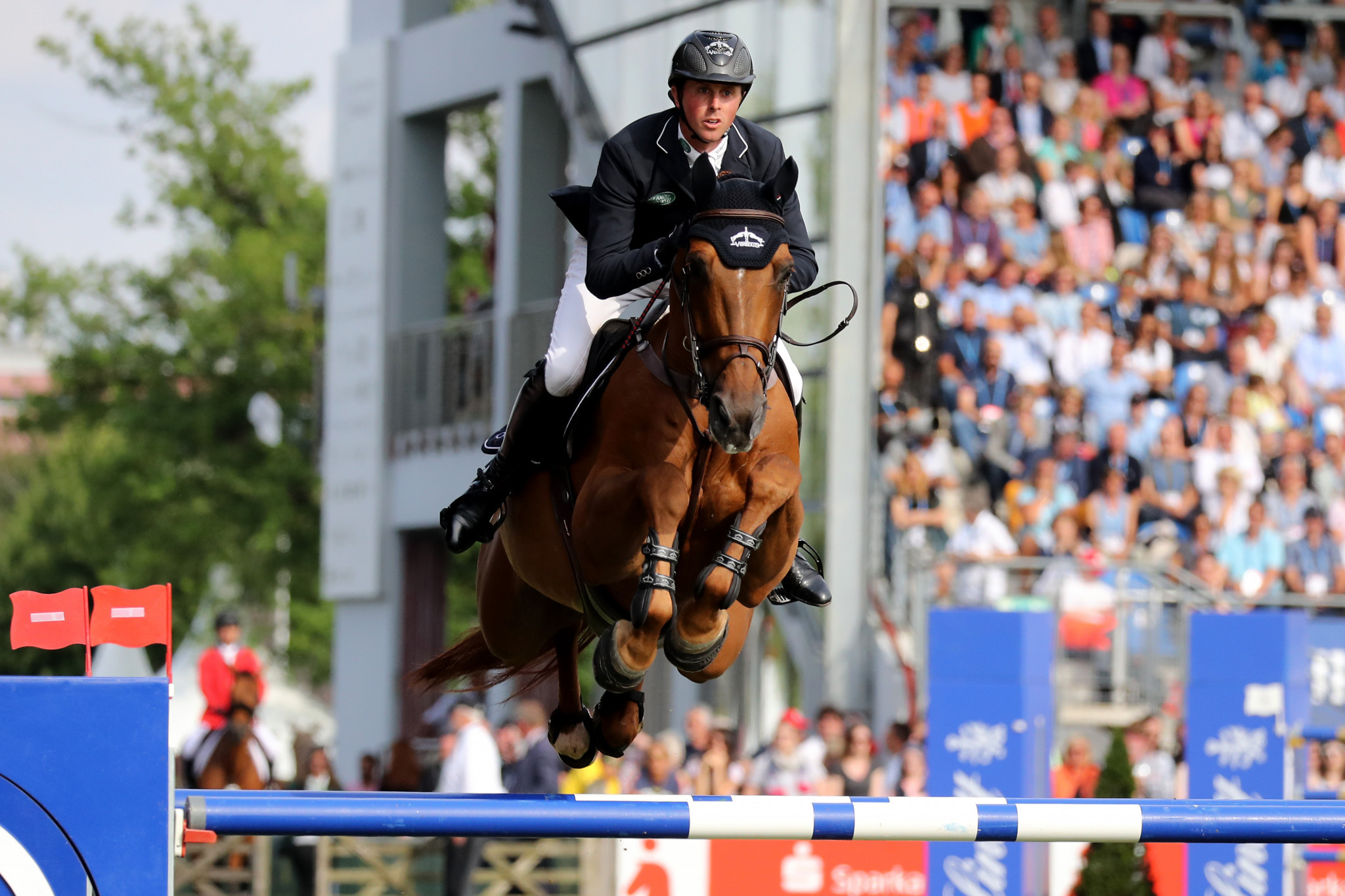British riders promise strong challenge to Global Champions Tour leader Devos in London