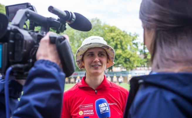 Record numbers reached by World Archery Championships television coverage