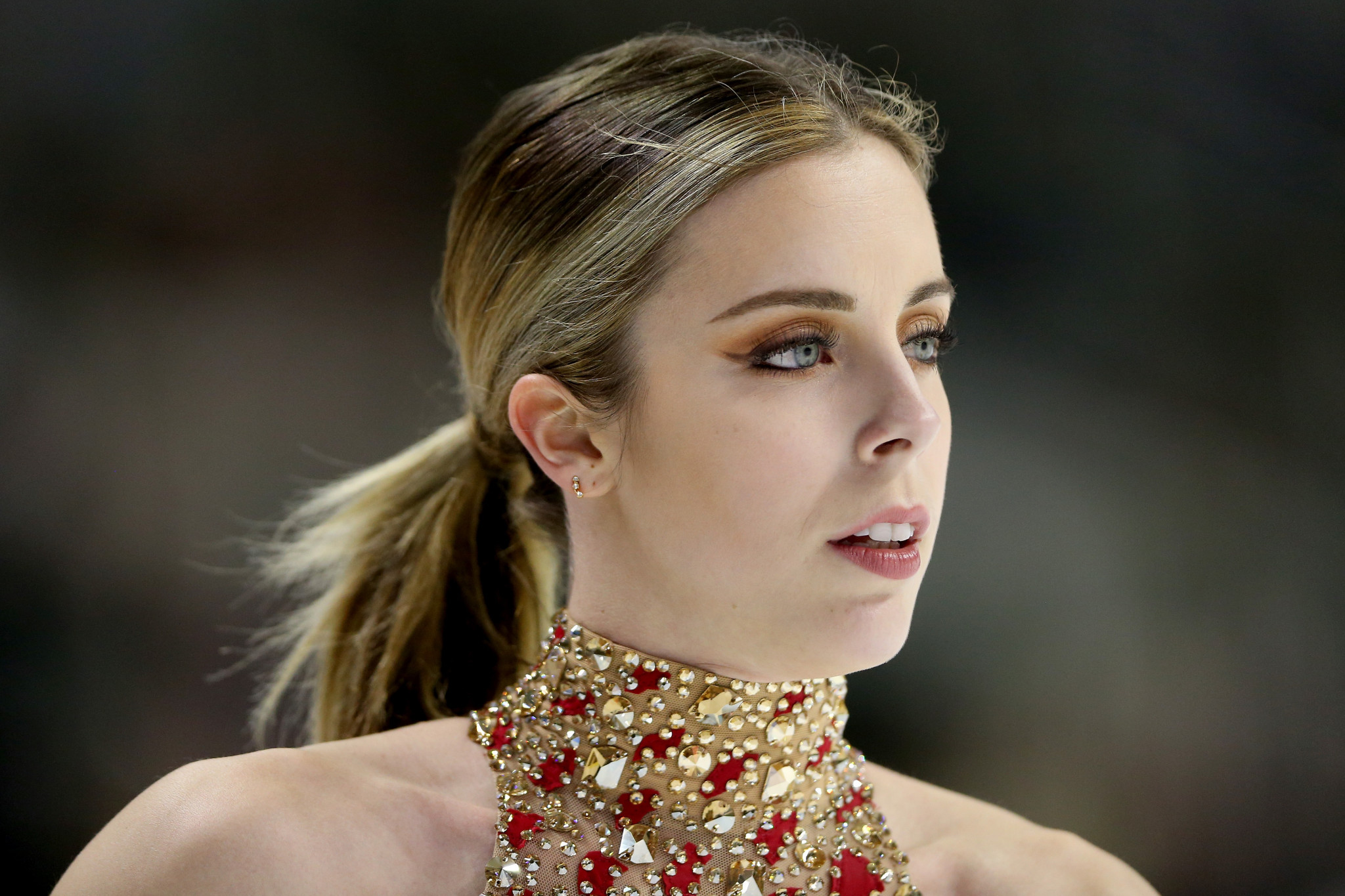Ashley Wagner made the revelation in an article on USA Today ©Getty Images