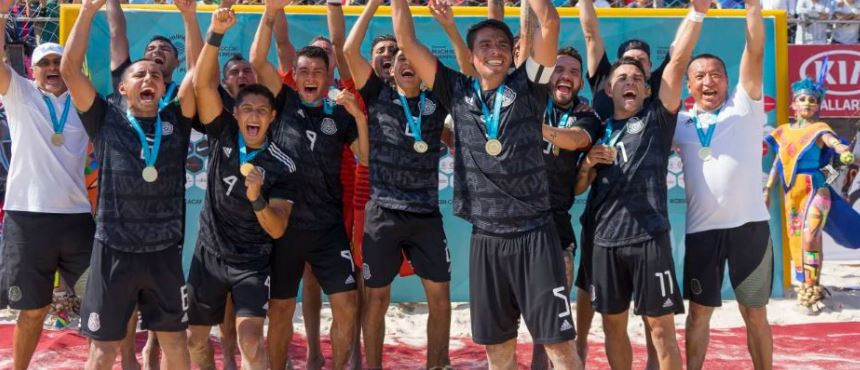 Mexico favourites to secure World Beach Games berth at CONCACAF qualifier