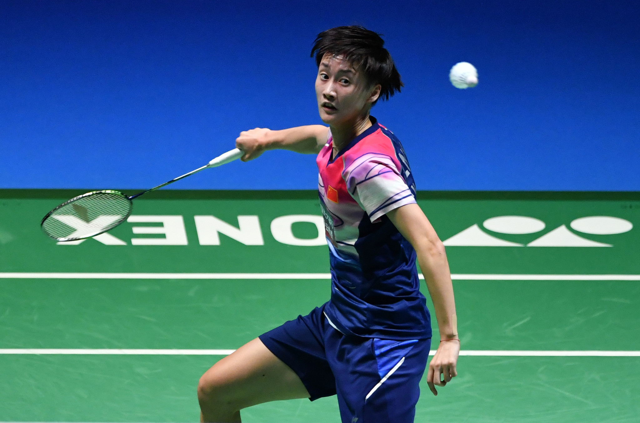 Chen reaches Thailand Open semi-finals as Chou sees off Nishimoto