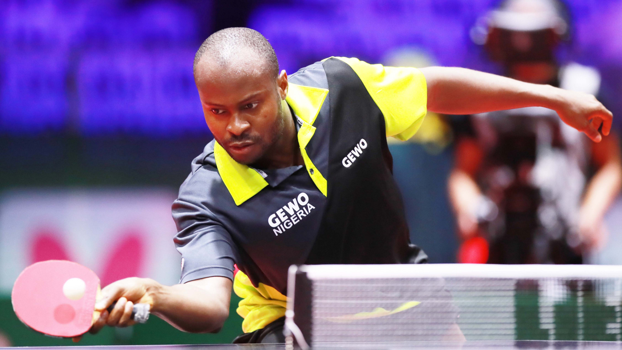 Nigeria's Aruna hoping for home success at ITTF Africa Cup