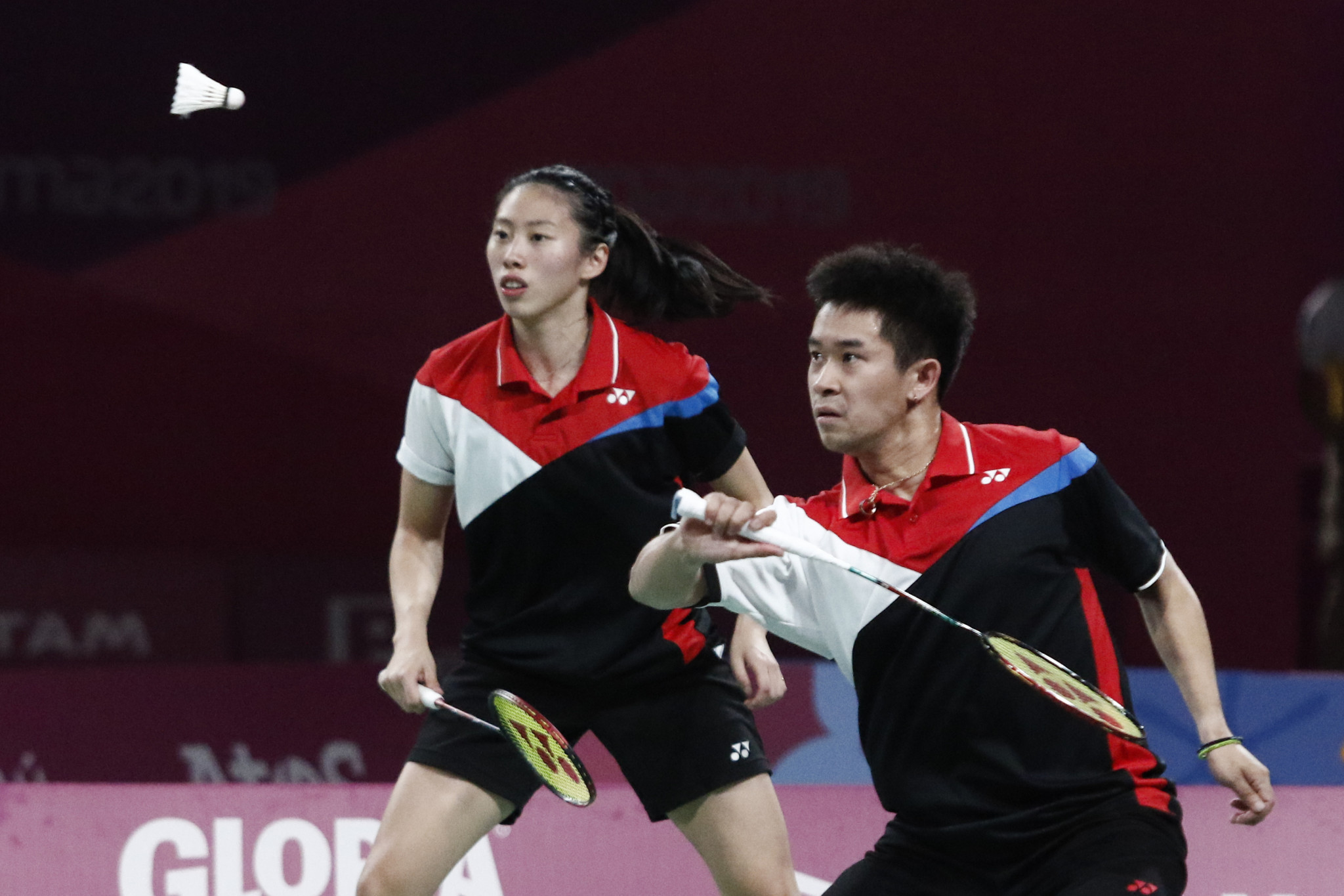 Canada earned four gold medals in badminton at Lima 2019 ©Lima 2019