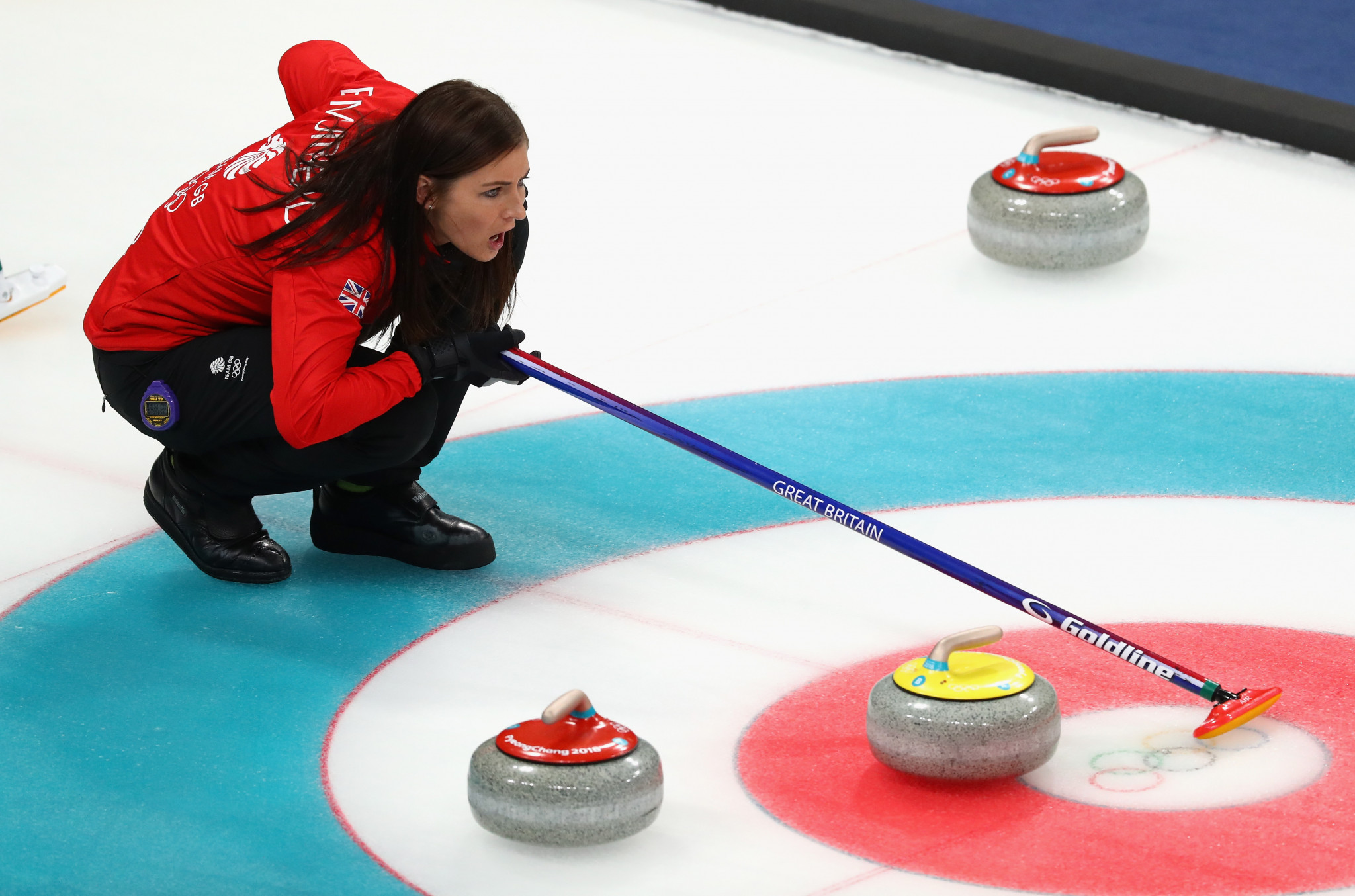Curling At The 2020 Olympic Winter Games.Eve Muirhead To Lead Women S Scottish Curling Squad At