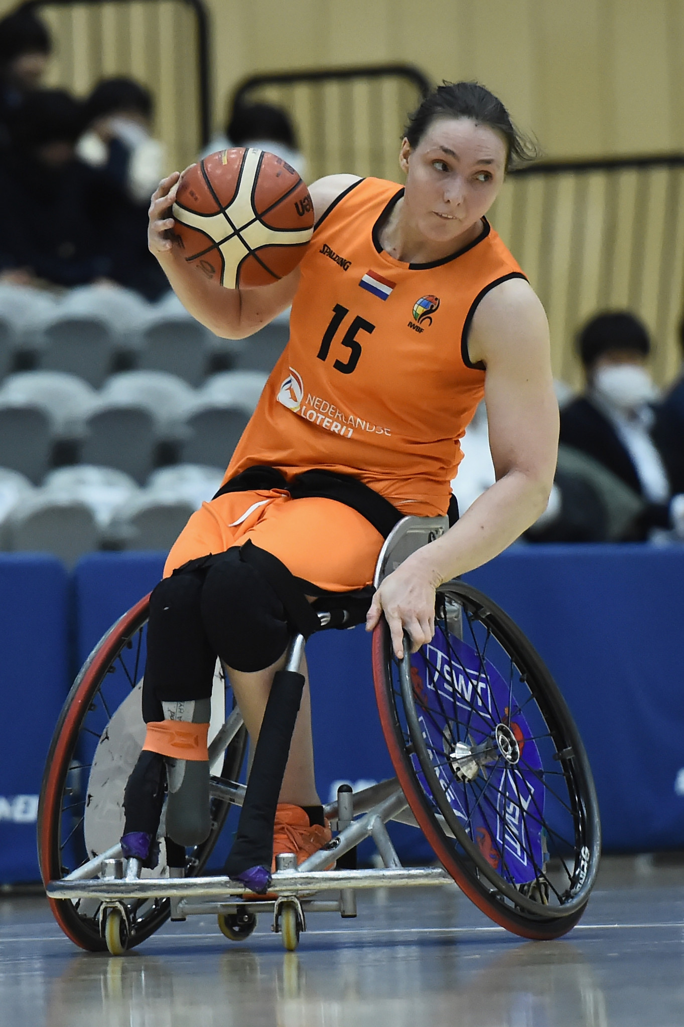 The Netherlands are reportedly set to host the 2023 European Parasports Championships ©Getty Images