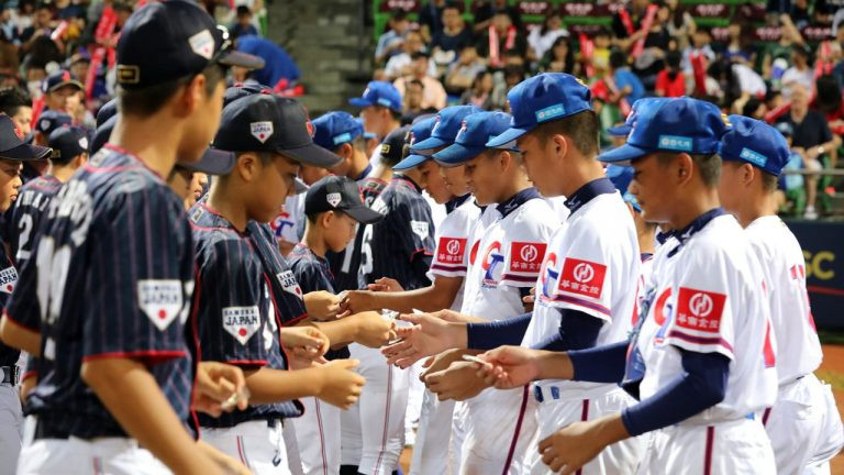 Japan edge out South Korea to reach first WBSC Under-12 Baseball World Cup final