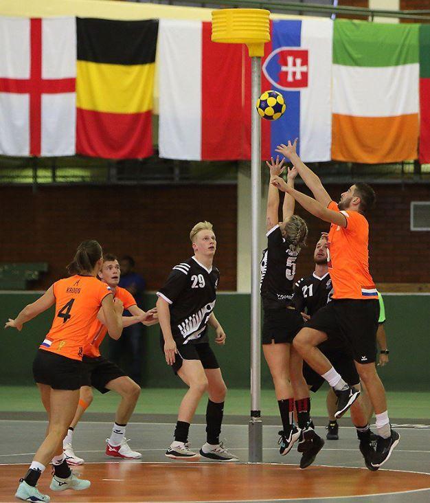 Netherlands maintain perfect start at IKF World Korfball Championships