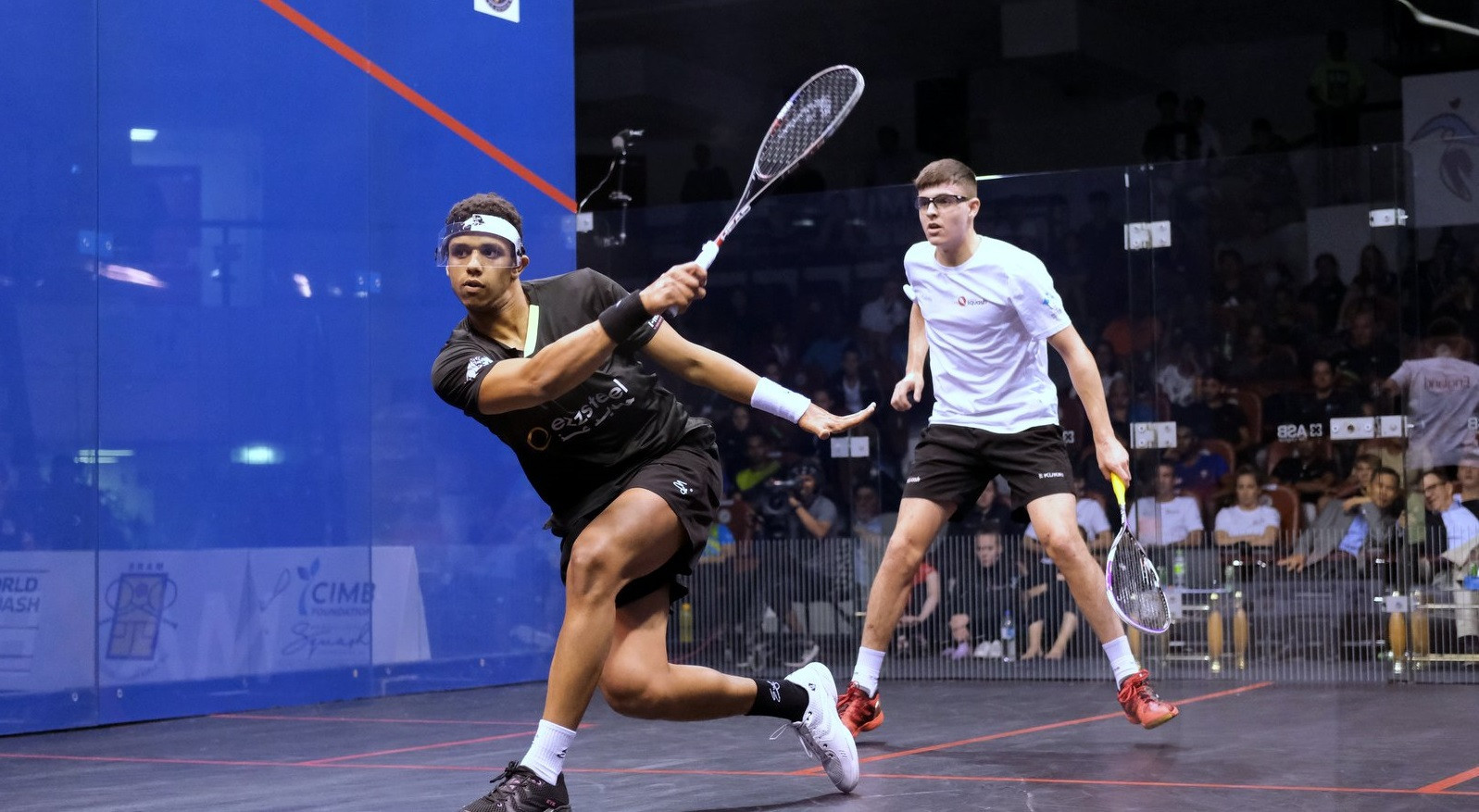 All-Egyptian finals at WSF World Junior Championships as Asal ends Anderson's dream run