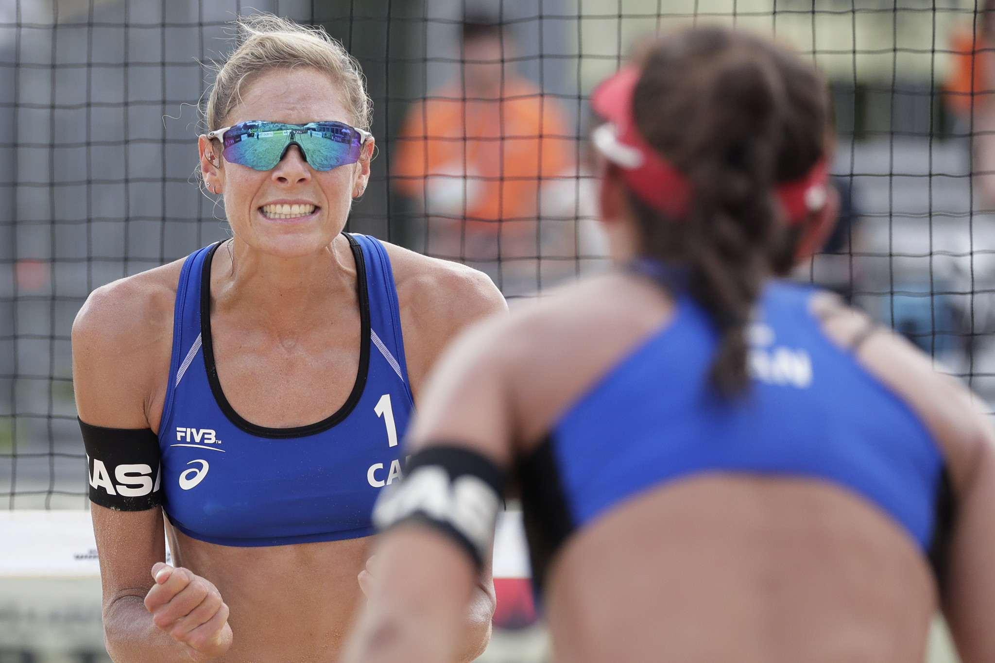 Pavan and Humana-Paredes cruise into FIVB Beach World Tour final in Vienna