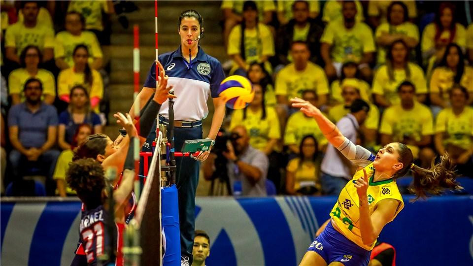 Twice-Olympic champions Brazil have become the first team to qualify for the women's volleyball tournament at Tokyo 2020 ©Twitter/FIVB