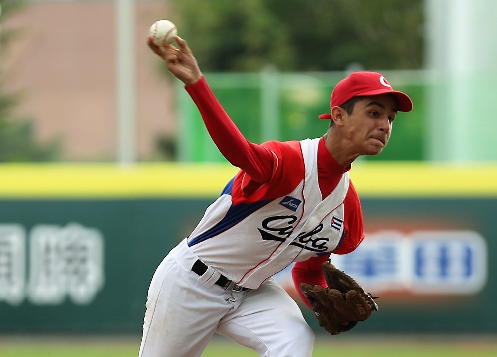 Cuba secured the bronze medal by defeating South Korea in Taiwan ©WBSC
