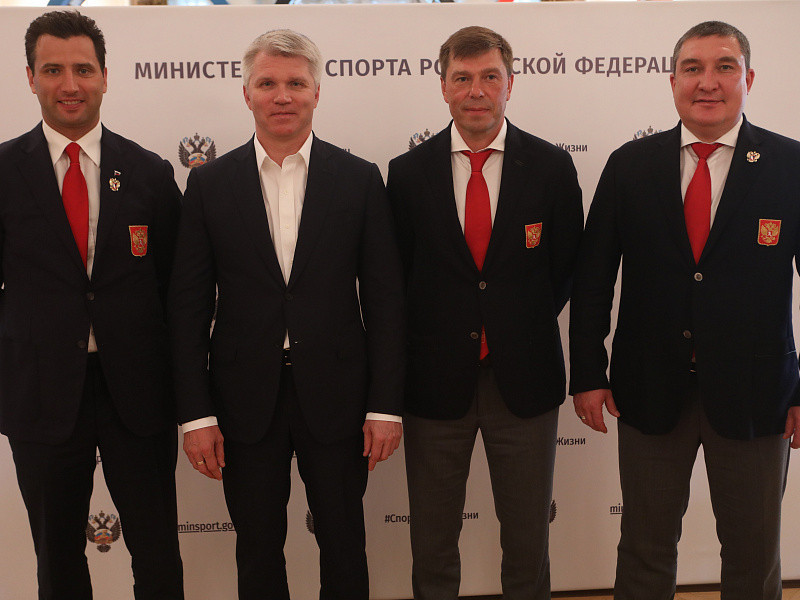 Russian ice hockey coach Kudashov given seal of approval by country's Sports Minister