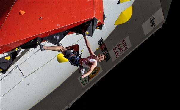 Tom Greenall has been announced as the new head coach of GB Climbing ©IFSC
