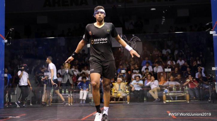 Top seeds win WSF World Junior Championships after all-Egyptian finals