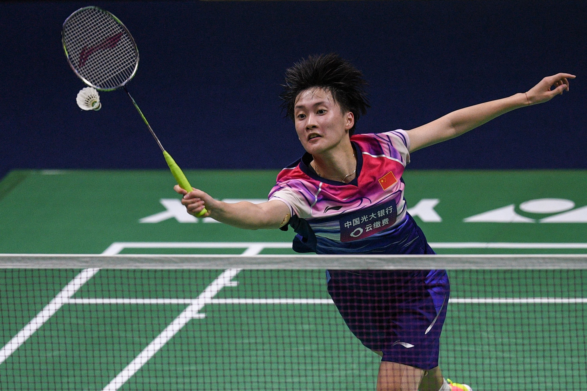 Chen and Chou win singles titles at BWF Thailand Open