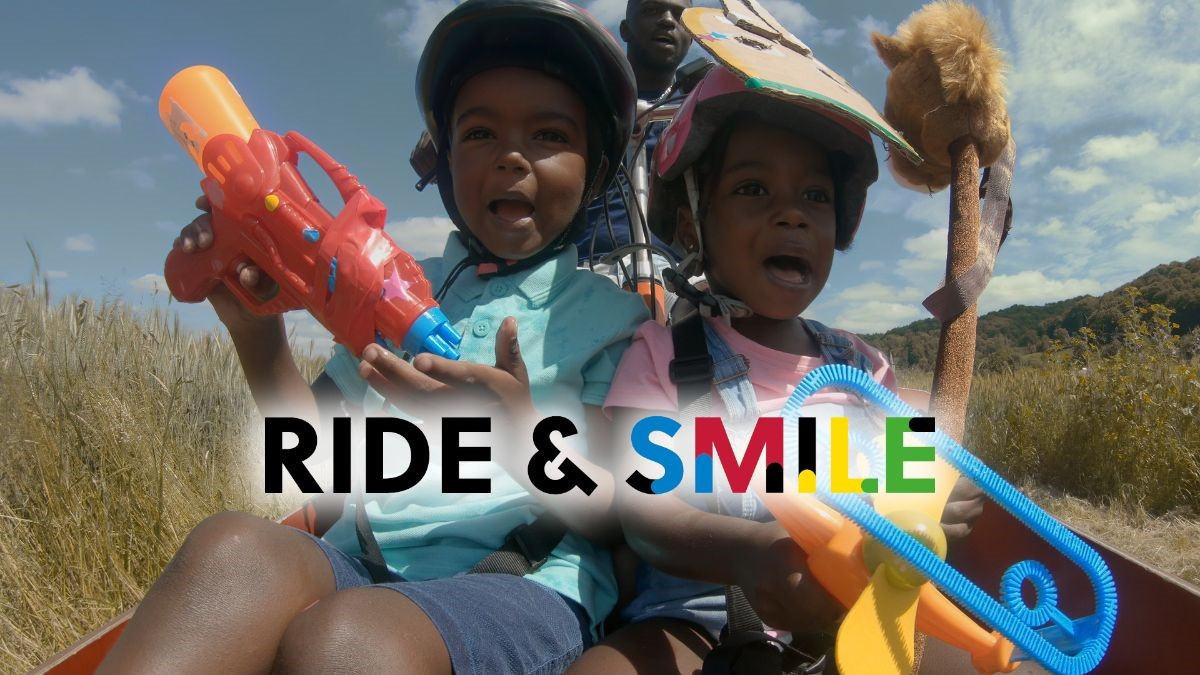 The UCI has launched the Ride and Smile campaign ©UCI