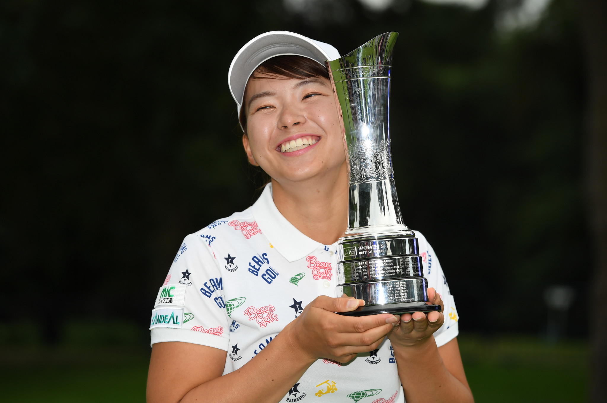 Shibuno seals stunning Women's British Open triumph to claim first major
