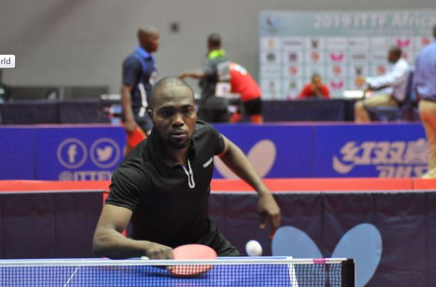 Top seeds Meshref and Aruna into ITTF Africa Cup semi-finals