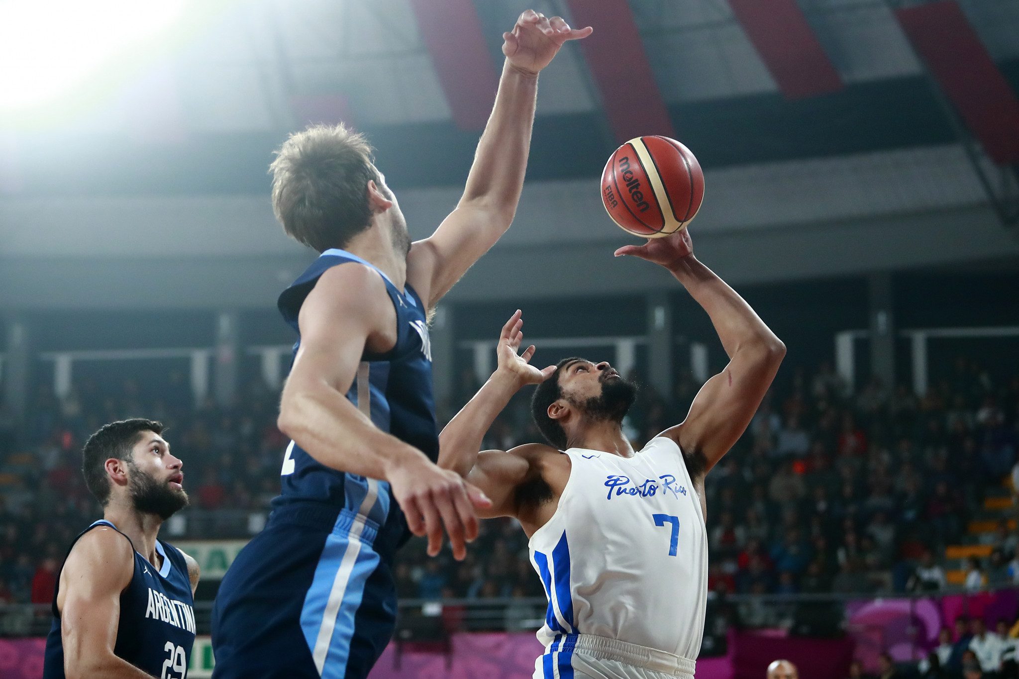 Argentina defeat Puerto Rico to claim Lima 2019 men's basketball gold