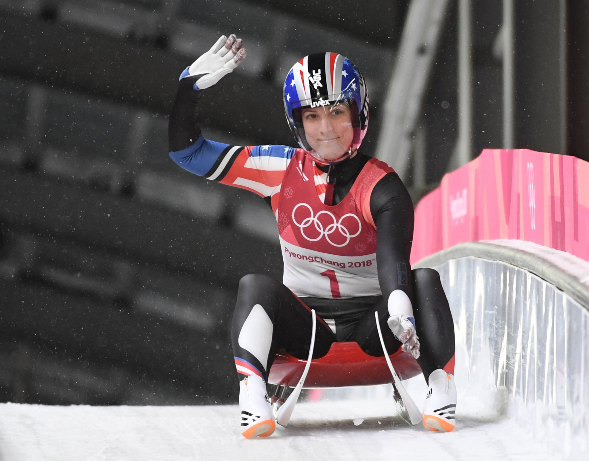 Two-time world champion and Olympic bronze medallist Erin Hamlin is expected to make an appearance at the event in Utica ©Getty Images