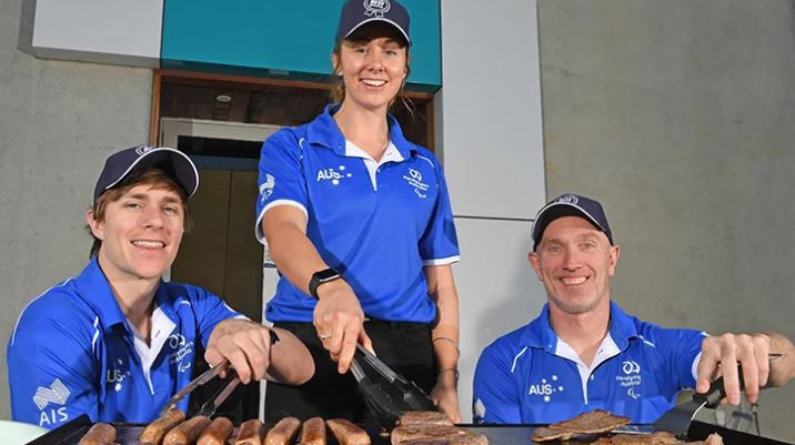 Australian Beef to fuel Australian Paralympic team at Tokyo 2020