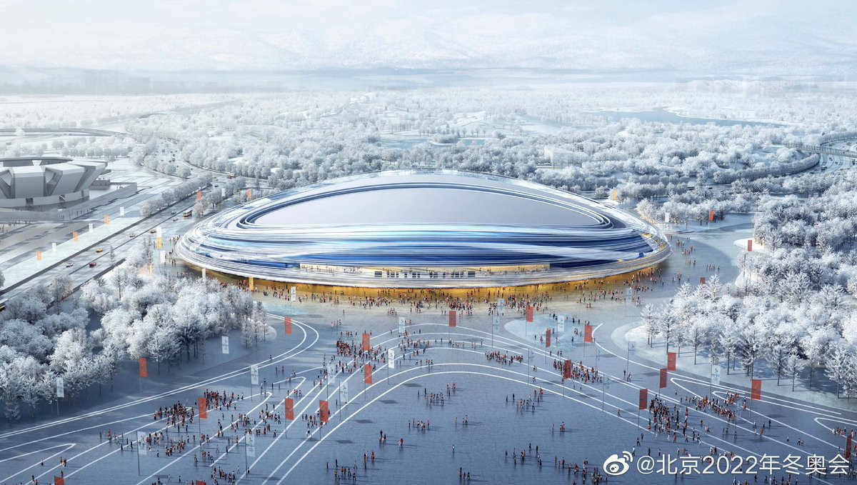 China's National Speed Skating Oval to be open all year round after Beijing 2022 Winter Olympics
