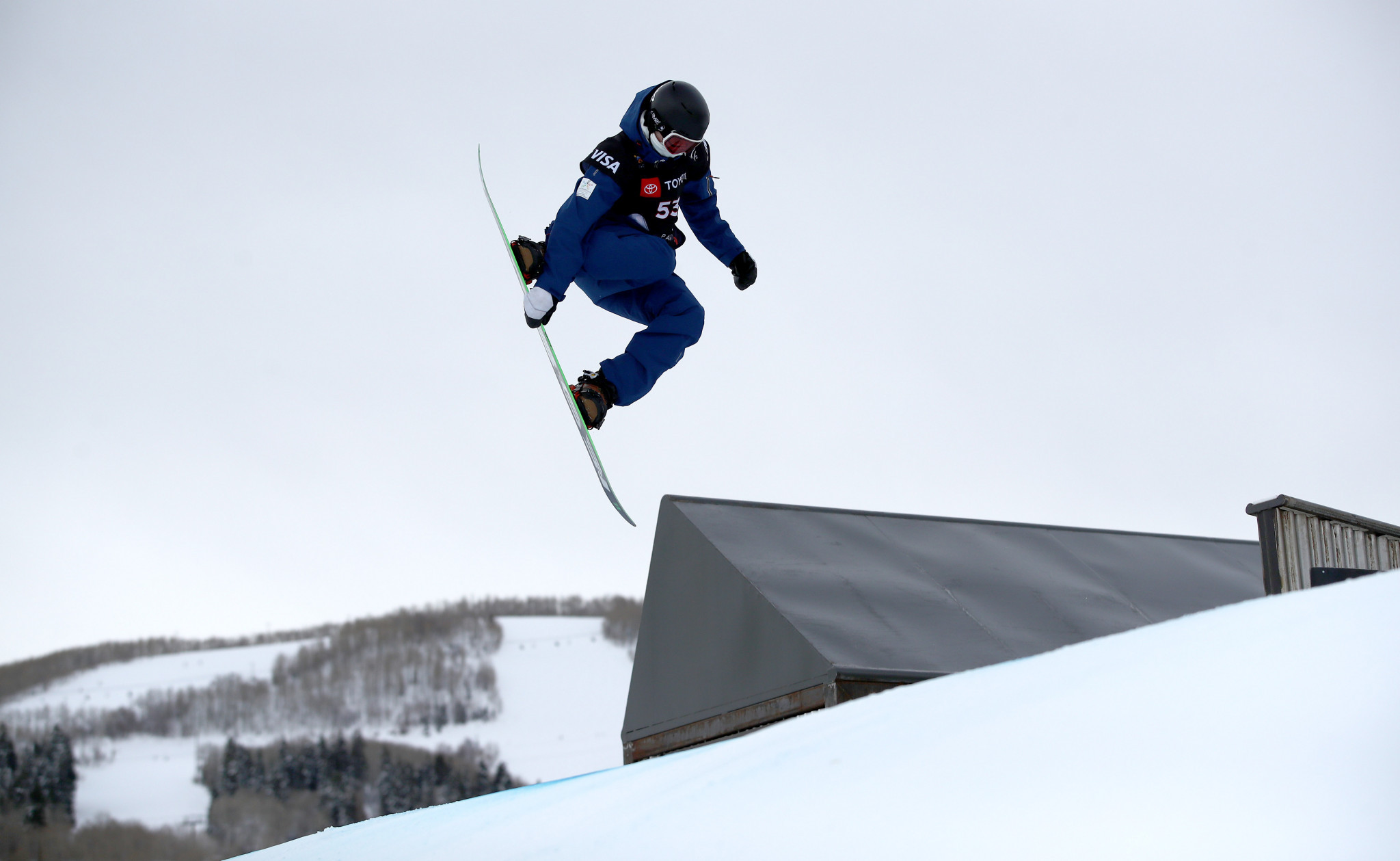 Ski and Snowboard Australia chief executive Michael Kennedy hopes the New South Wales initiative can establish better training facilities for Australian winter sports athletes ©Getty Images