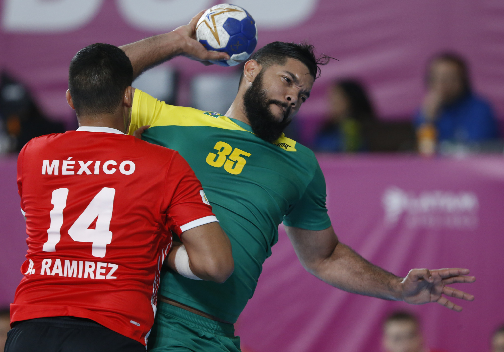 Argentina Earn Tokyo 2020 Place With Narrow Handball Victory