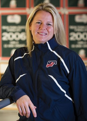 Olympic gold medallist Looney named head coach of women's ice hockey programme at Lindenwood University