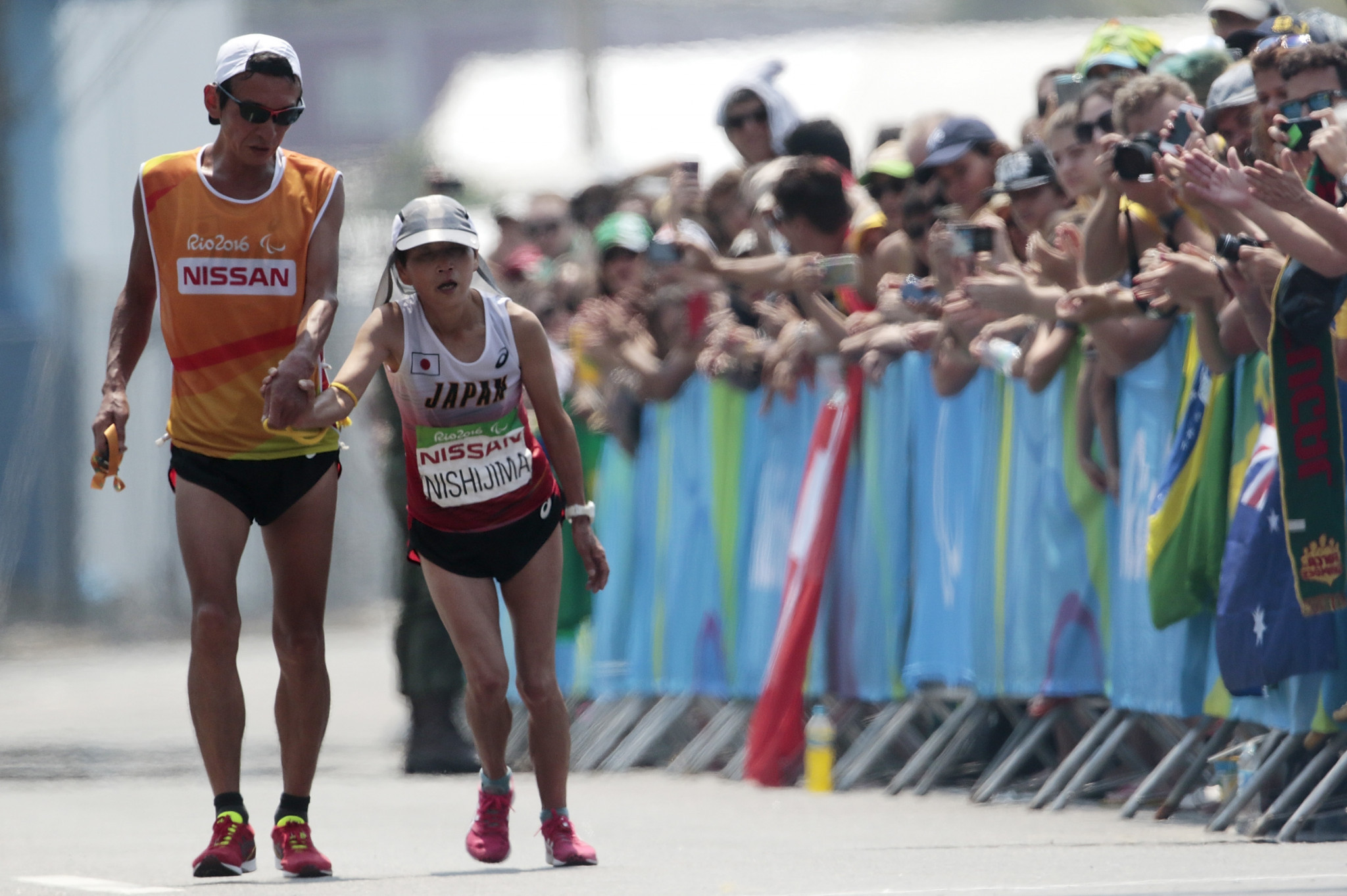 The marathons at the Tokyo 2020 Paralympic Games will start at 6:30am rather than 7am ©Getty Images