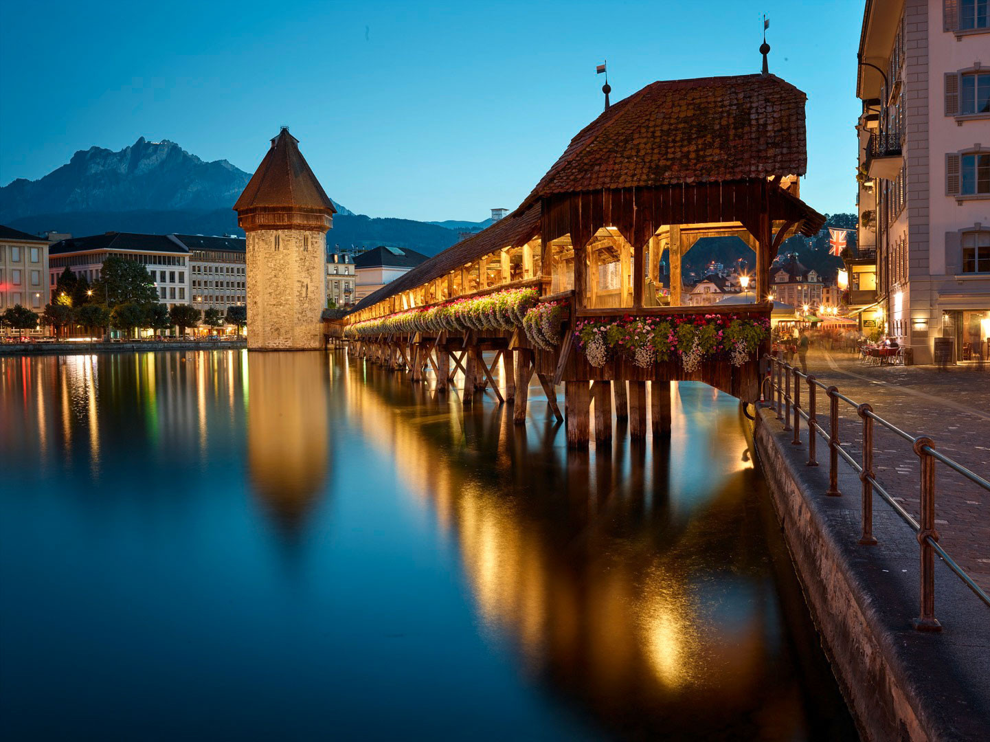 The Winter Universiade in Lucerne will be the first in the Swiss Alps since 1962 ©Lucerne 2021
