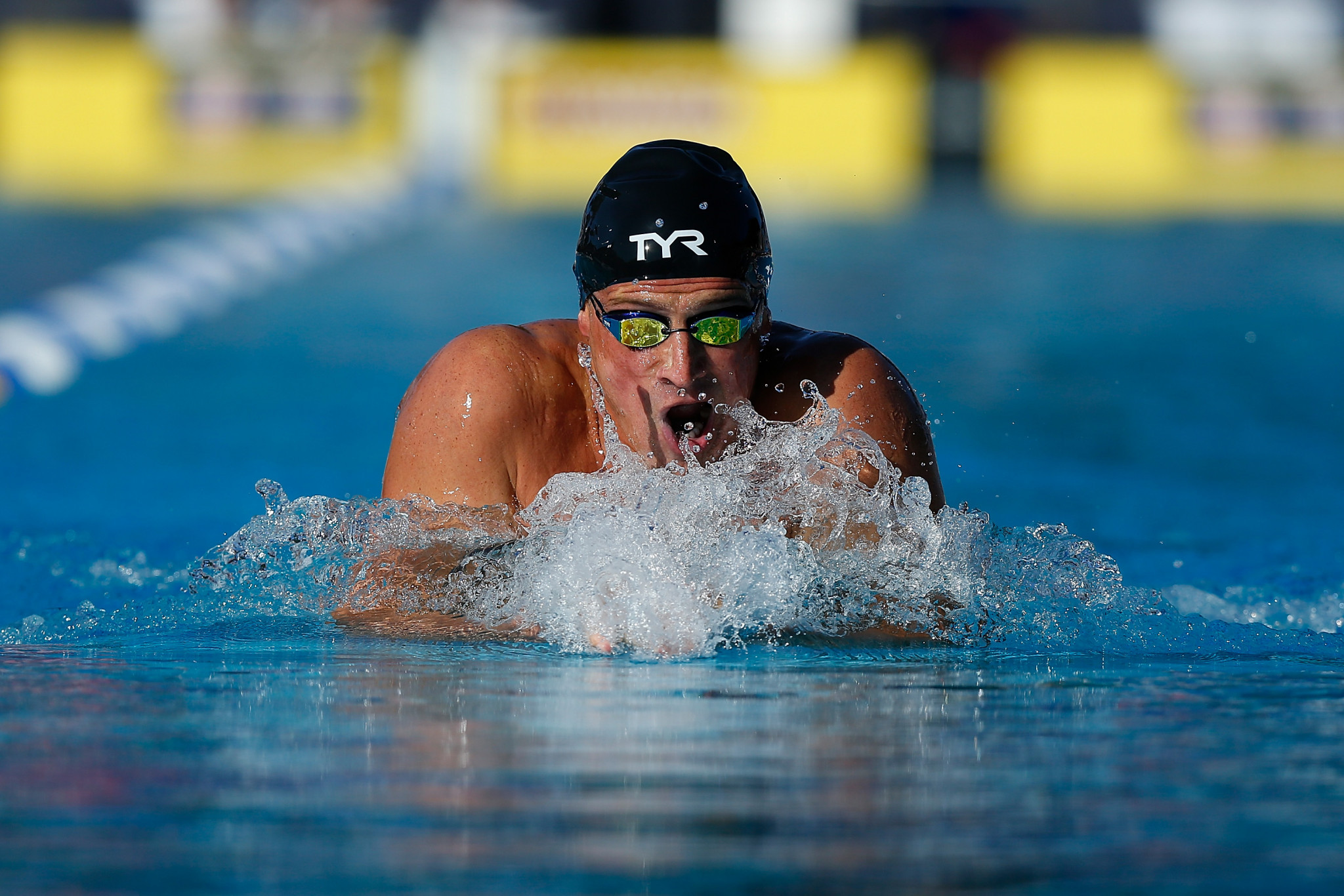 Lochte steps up Tokyo 2020 qualification bid with victory at US National Championships