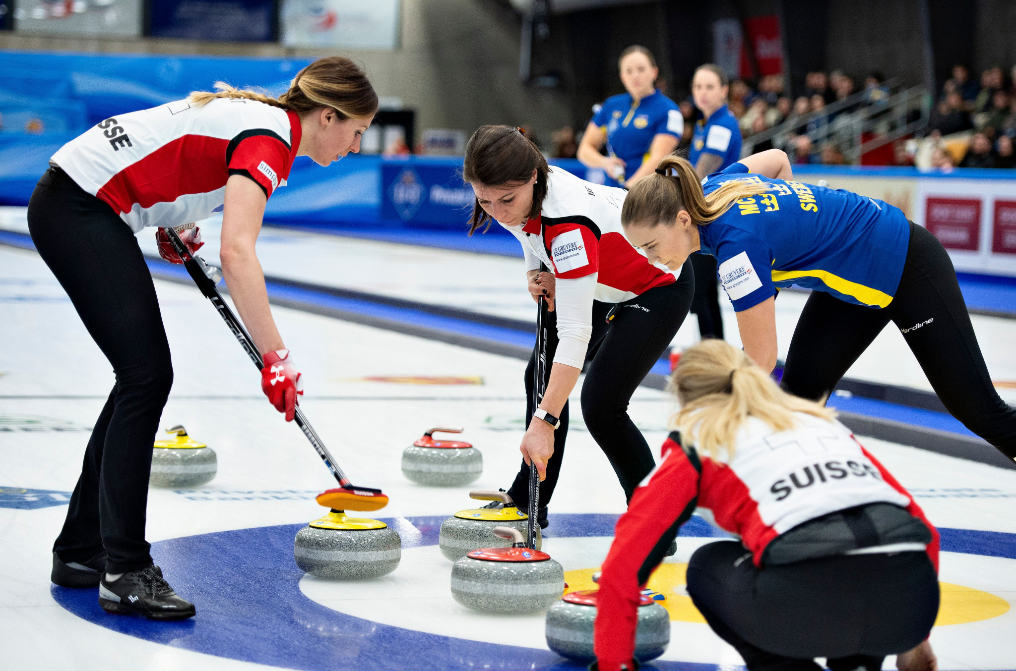 World Curling Federation delegates will debate reducing curling matches from 10 ends to eight at the Congress and Annual General Assembly ©Getty Images